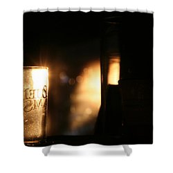 Sam Adams Shower Curtain