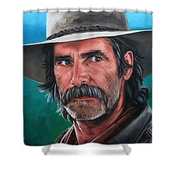 Sam Shower Curtain