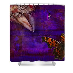 Samsara Shower Curtain