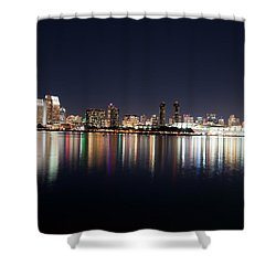 San Diego Ca Shower Curtain
