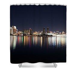 San Diego Ca Shower Curtain