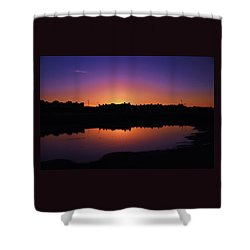 Shower Curtain featuring the photograph San Francisco Daze by Sean Sarsfield