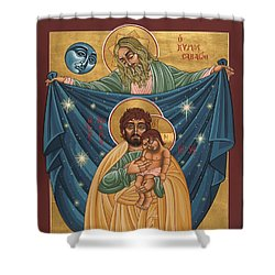 San Jose Sombra Del Padre 161 Shower Curtain