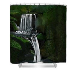 Sanctuary One Shower Curtain