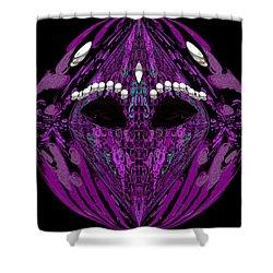 Sanjiloto Shower Curtain