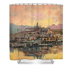 Sanremo  Shower Curtain