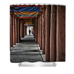 Santa Fe Nm 4 Shower Curtain