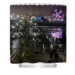 Santa Monica Shower Curtain
