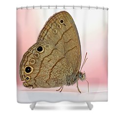 Satyr Shower Curtain