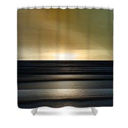 Sauble Beach - Twilight Shower Curtain