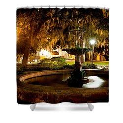 Savannah Romance Shower Curtain