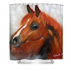 Scarlett Shower Curtain
