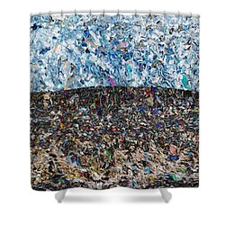 Scavengers Shower Curtain