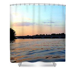 Scenic Minnesota 3 Shower Curtain