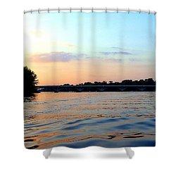 Scenic Minnesota 3 Shower Curtain