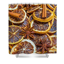 Scent Shower Curtain