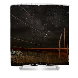 Scents And Subtle Sounds Shower Curtain