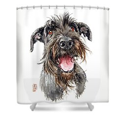 Schultz Shower Curtain