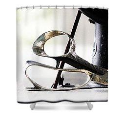 Scissors 1 Shower Curtain