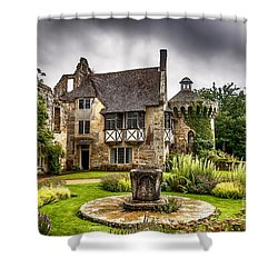 Scotney Castle 4 Shower Curtain