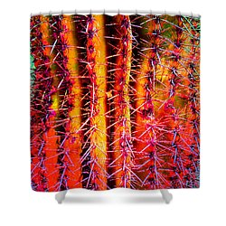 Scottsdale Saguaro Shower Curtain