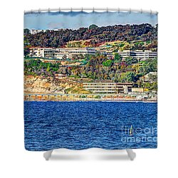 Scripps Institute Of Oceanography Shower Curtain