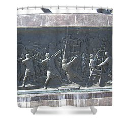 Sculpture Shower Curtain