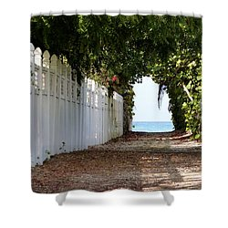 Passage To Sea Shower Curtain