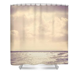 Sea Sparkle Shower Curtain