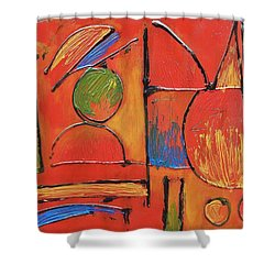 Searching For My Soul Shower Curtain by Jason Williamson