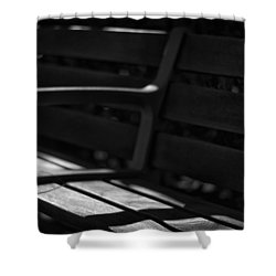 Seat Of Memories Shower Curtain
