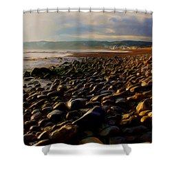 Seaton Shower Curtain