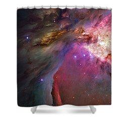Secrets Of Orion II Shower Curtain