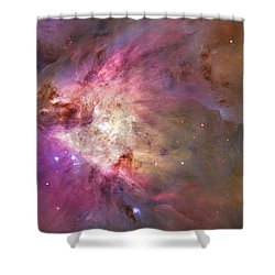 Secrets Of Orion Shower Curtain