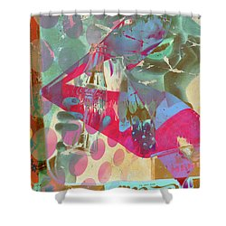 Seduction Of Soda  Shower Curtain