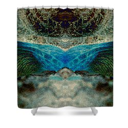 Seedwings Shower Curtain by WB Johnston