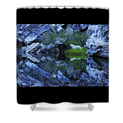 Sekani Wild Shower Curtain