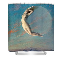Selene Shower Curtain