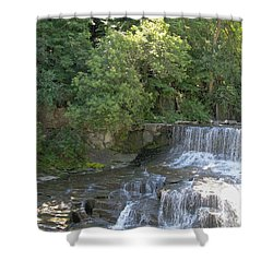 Seneca Keuka Trail Shower Curtain by William Norton