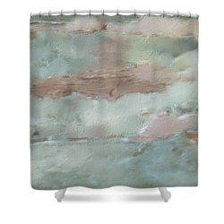 Sensetive Resignation Shower Curtain
