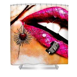 Sensy Classy Shower Curtain