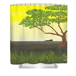 Serengeti Shower Curtain