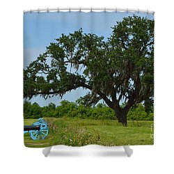 Serenity Shower Curtain by Alys Caviness-Gober
