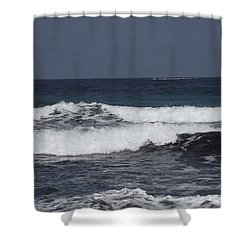Peace Of Nature Shower Curtain