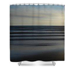 Serenity - Sauble Beach Shower Curtain