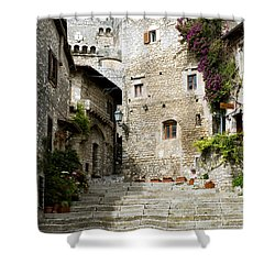 Sermoneta Shower Curtain