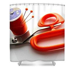 Sewing Essentials Shower Curtain