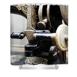 Sewing Machine 1 Shower Curtain