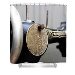 Sewing Machine 4 Shower Curtain