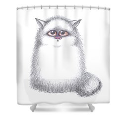 Sharon Shower Curtain
